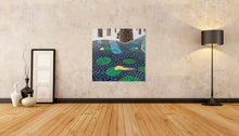 Load image into Gallery viewer, The Lily Pads Painting by Nipper Sorensen