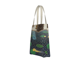 """Lily Pads"" Tote"