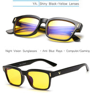 Computer Glasses Anti Blue Rays Gaming Glasses - Just1Shop