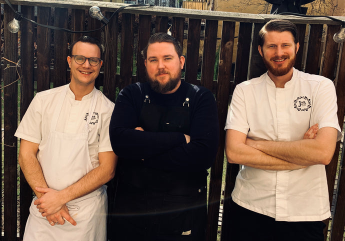 Kopparbergs gård Pop-up Jim&Jacob - 1 juni 2019