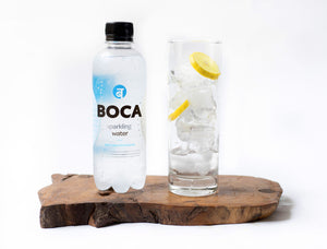 Boca Sparkling Water (Pack of 8)