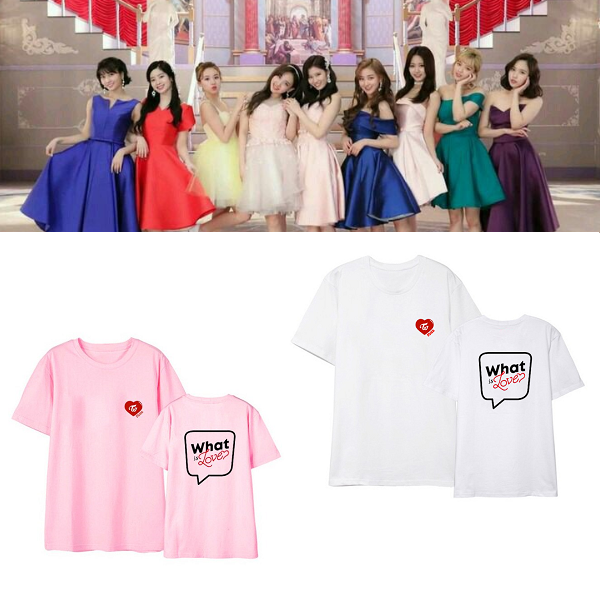 1dc47dab0 TWICE What is Love Classic T-Shirt (7 Colors) – KPOP MANIA SHOP