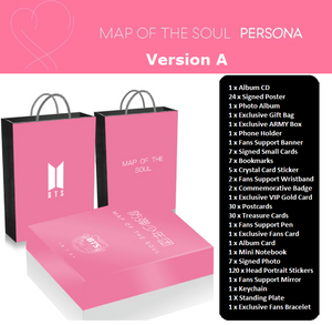 BTS MAP OF THE SOUL PERSONA ARMY BOX (Type 2)