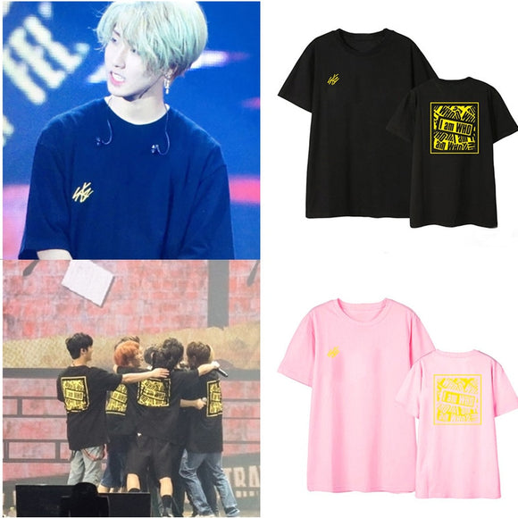 STRAY KIDS I AM WHO Classic T-Shirt (9 Colors)