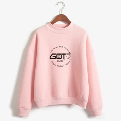 GOT7 iGOT7 Member Classic Sweatshirt (7 Colors)