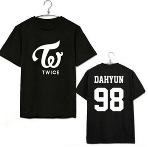 TWICE T-Shirt | TWICE Na Yeon T-Shirt | TWICE Once T-Shirt | TWICE Merch