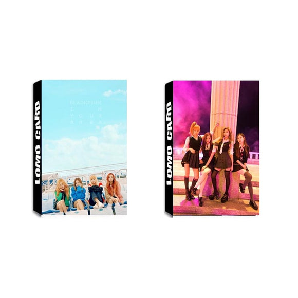 BLACKPINK Album Lomo Card (30 pcs)