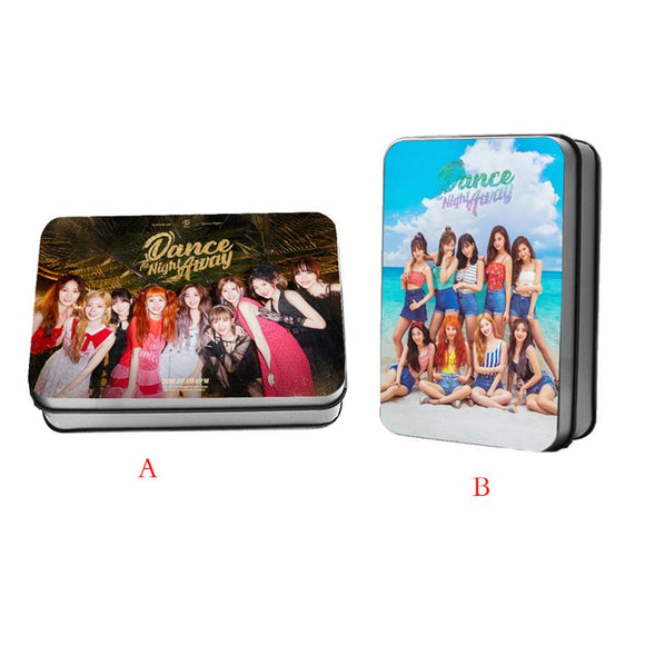 TWICE Dance The Night Away Lomo Card Box (40 pcs/ set)