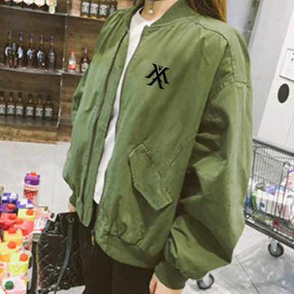 MONSTA X Wind Jacket