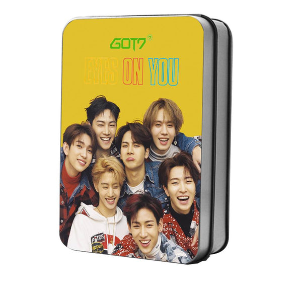 GOT7 EYES ON YOU Album Lomo Card Box (30 pcs/ set)
