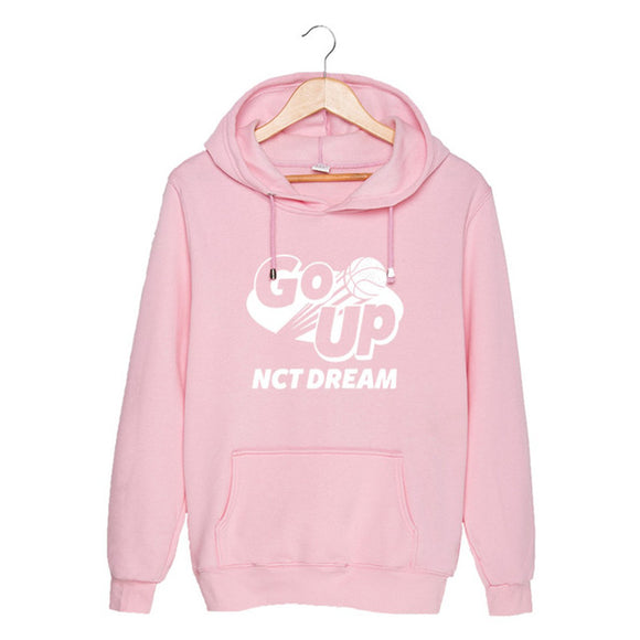 NCT DREAM GO UP Album Hoodie | NCT Hoodie | NCT Merch