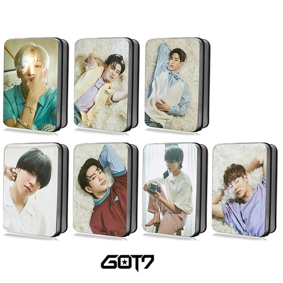 GOT7 Present: You Album Member Lomo Card Box (30 pcs/ set)