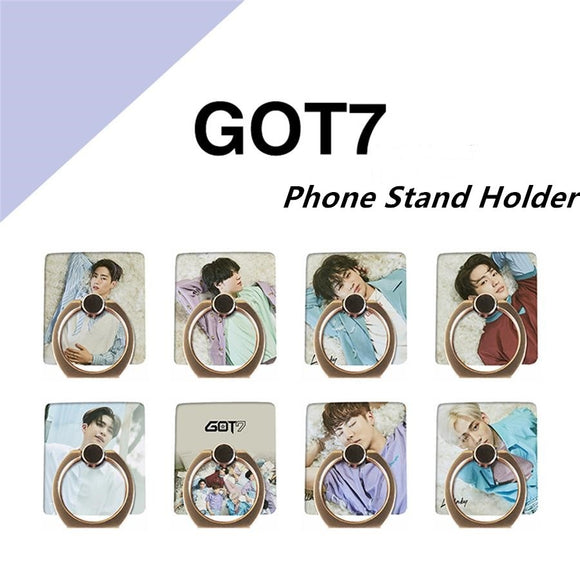 GOT7 Present: You Member Phone Finger Ring Stand