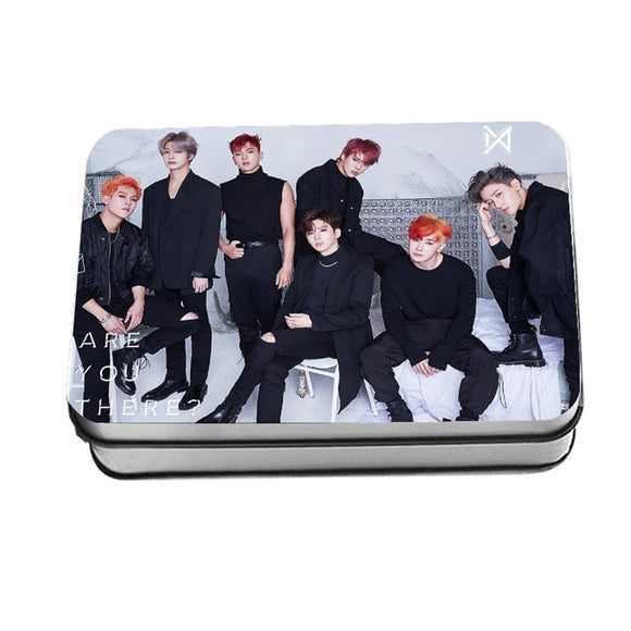 MONSTA X ARE YOU THERE Lomo Card Box (40 pcs)