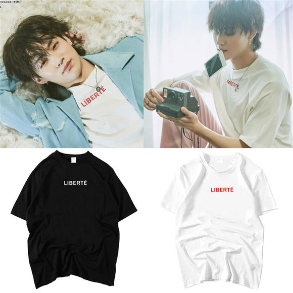 GOT7 JB LIBERTE Classic T-Shirt (4 Colors)