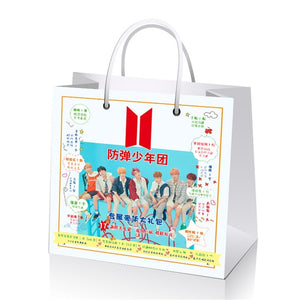 BTS LOVE YOURSELF Collection Box