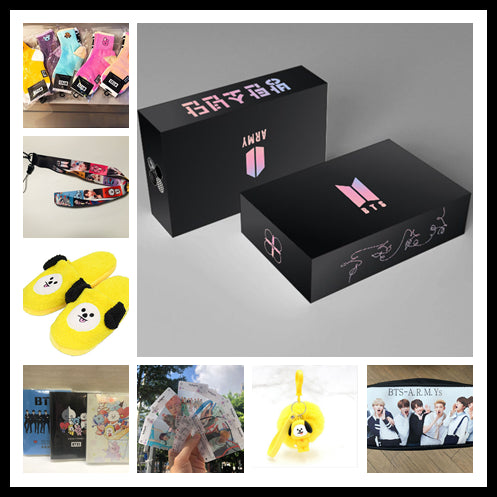 BTS WINGS ARMY Box
