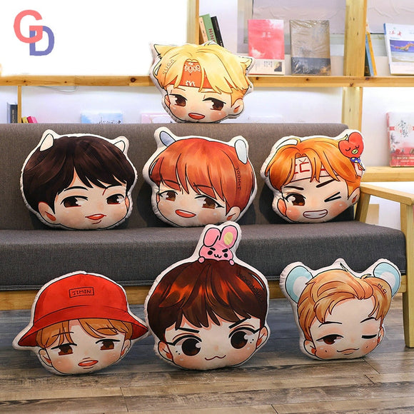 BTS ARMY Kawaii Pillow Toy Cushion * 40 x 40cm