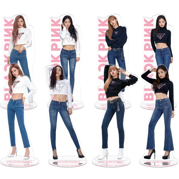BLACKPINK Member Acrylic Standing Plate