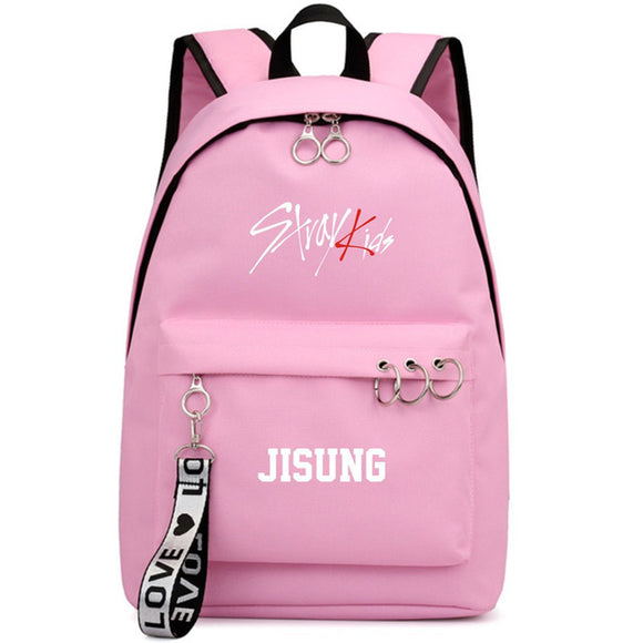 STRAY KIDS Member Classic Backpack (2 Colors)
