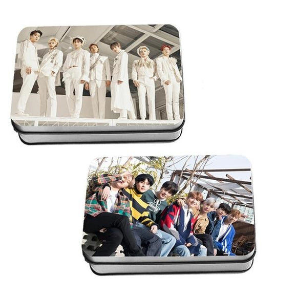 MONSTA X WE ARE HERE Lomo Card Box (40 pcs)