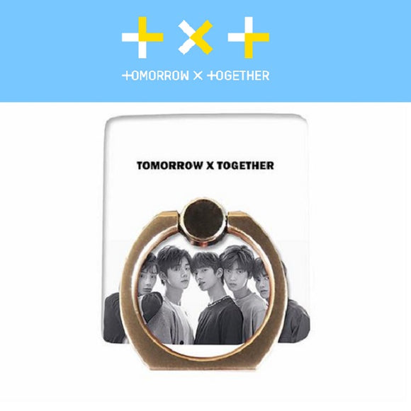 TXT Phone Finger Ring Stand