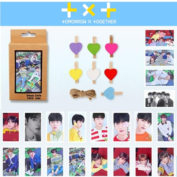 TXT The Dream Chapter: Star Album Lomo Card Set (20 pcs)