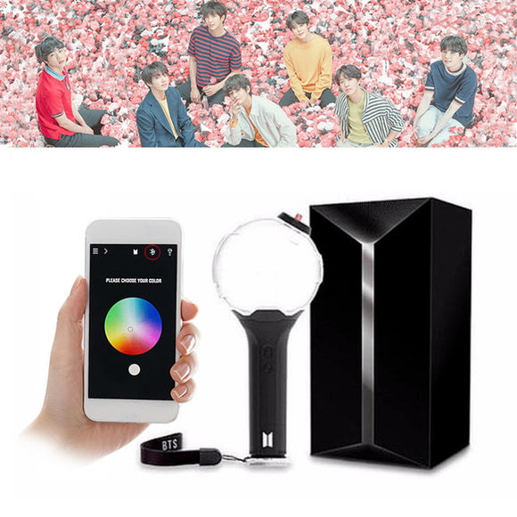 BTS Army Bomb Light Stick VER 3 (With Bluetooth)