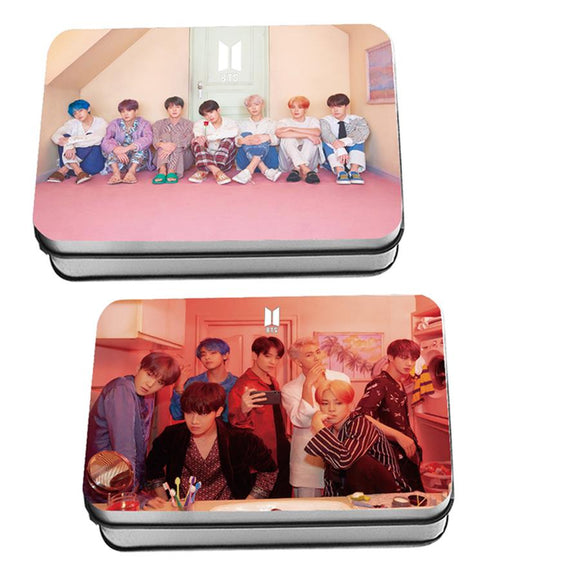 BTS Map of The Soul: Persona Album Lomo Card | Map of The Soul: Persona Lomo Card
