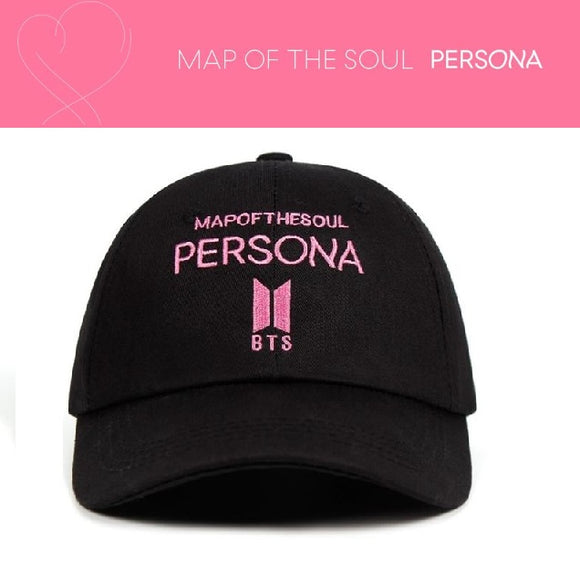 BTS Map of The Soul Persona Classic Cap