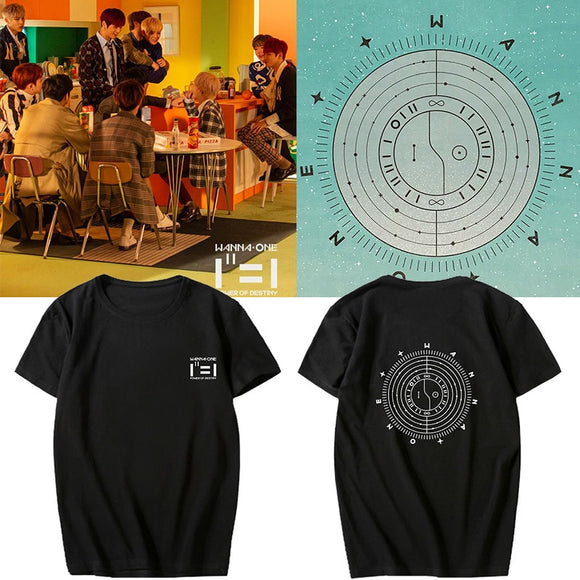 WANNA ONE POWER OF DESTINY Classic T-Shirt (5 Colors)
