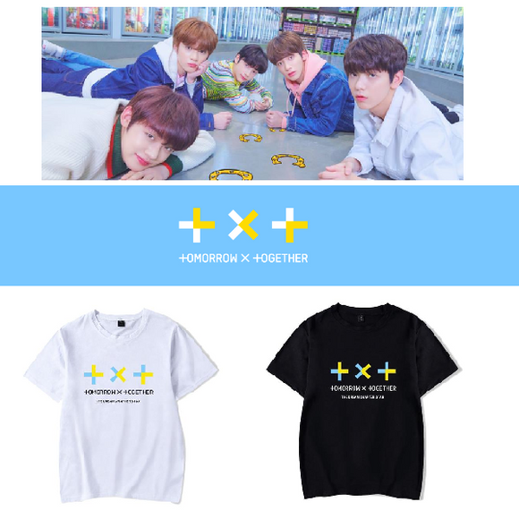 TXT The Dream Chapter: Star Classic T-Shirt (5 Colors)