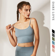 Load image into Gallery viewer, Yoga Top with Built in Bra - Elite Yoga