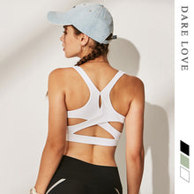 Load image into Gallery viewer, Cross Back Bra - Elite Yoga