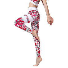 "Load image into Gallery viewer, ""Sunflower"" - Yoga Pants - Elite Yoga"