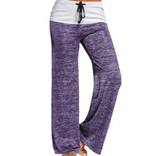 Load image into Gallery viewer, Wide Leg - Yoga Pants - Elite Yoga