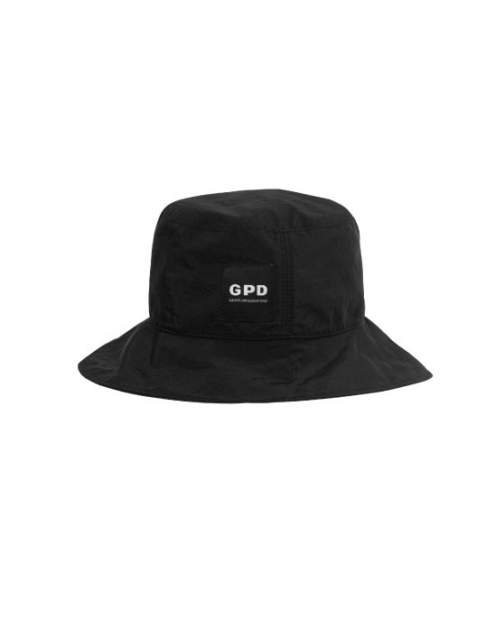 Reversible Bucket Hat Black