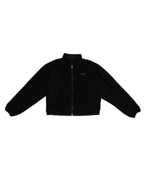 Reversible Windbreaker Black