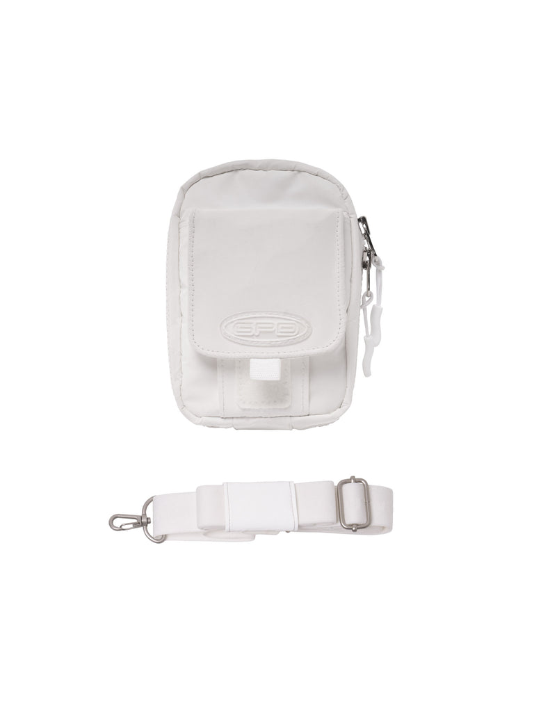 METRO SINGLE TUMBLER SACK WHITE