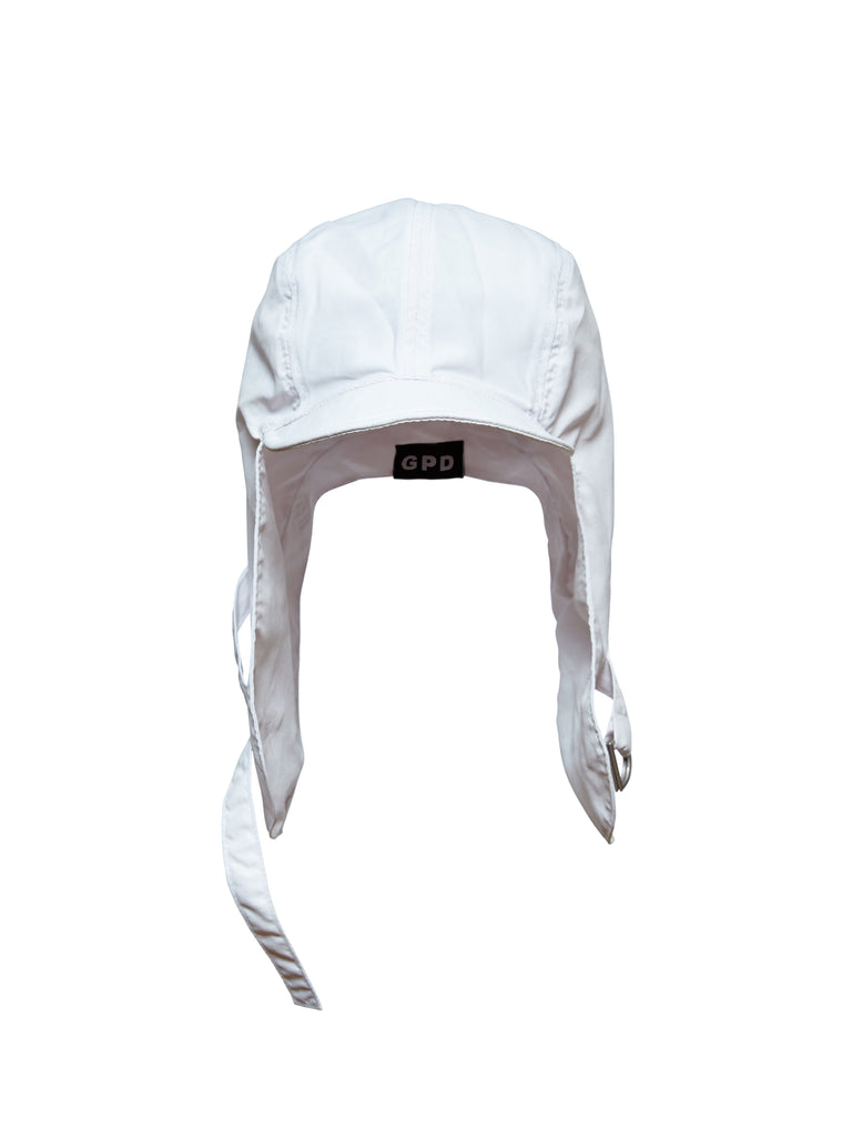 GPD 19SS 0010A TROOPER HAT WHITE (WATER REPELLENT)