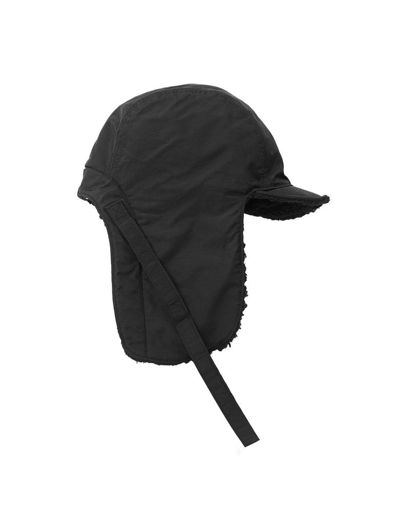 REVERSIBLE TROOPER HAT BLACK