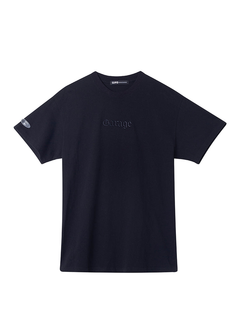 Garage T-shirt Black
