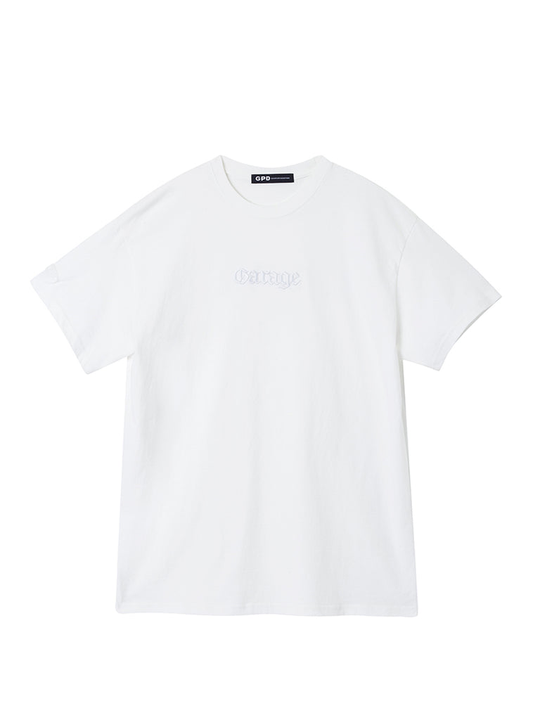 Garage T-shirt White