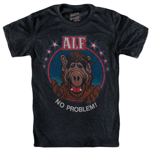 "ALF T-Shirt ""No Problem"""