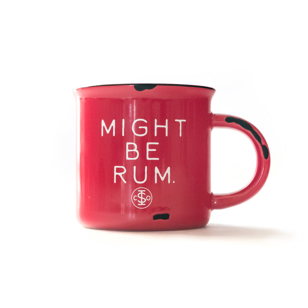 Might Be Rum Mug