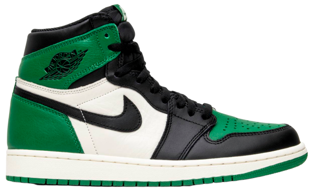 Jordan 1 Retro High Pine Green