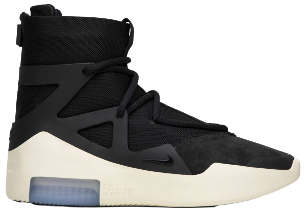 Air Fear Of God 1 Black
