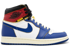 Jordan 1 Retro High Union Los Angeles Blue Toe - Baza Bazaar