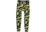 BAPE x adidas SB Tights Green