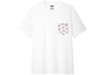 KAWS x Uniqlo BFF Pocket Tee (US Sizing) White